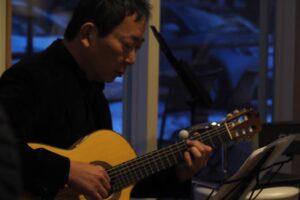 須古典明Solo Guitar